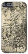 Boston Of British Dominion Map  1769 IPhone Case by Daniel Hagerman