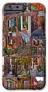 Boston Tourism Collage IPhone Case by Joann Vitali