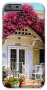 Bougainvillea House IPhone Case by Cheryl Young
