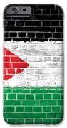 Brick Wall Jordan IPhone Case by Antony McAulay