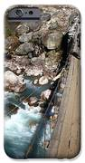 Bridge Crossing IPhone Case by Tim Hester