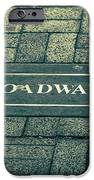 Broadway IPhone Case by Dan Sproul