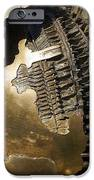Bronze Abstract IPhone Case by Stuart Litoff