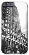 Bryant Park Hotel IPhone Case by Thomas Pascal
