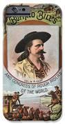 Buffalo Bills Wild West IPhone Case by Unknown