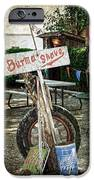Burma Shave Sign IPhone Case by RicardMN Photography