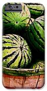 Bushel Full Of Melons IPhone Case by Selma Glunn