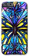 Butterfly IPhone Case by Teal Eye  Print Store