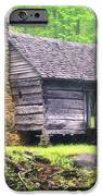 Cabin In The Smokies IPhone Case by Marty Koch