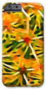 Cactus Pattern 2 Yellow IPhone Case by Amy Vangsgard