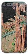 Canyon De Chelly - Spider Rock IPhone Case by Christine Till
