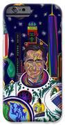 Captain Mitt Romney - American Dream Warrior IPhone Case by Robert SORENSEN