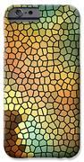 Carina Nebula Mosaic  IPhone Case by The  Vault - Jennifer Rondinelli Reilly