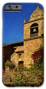 Carmel Mission IPhone Case by Priscilla Burgers
