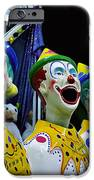 Carnival Clowns IPhone Case by Kaye Menner