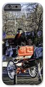 Carriage Driver - Central Park - Nyc IPhone Case by Madeline Ellis
