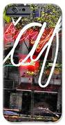 Carrot Top On Broadway IPhone Case by Sarah Loft