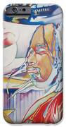 Carter Beauford Colorful Full Band Series IPhone Case by Joshua Morton