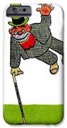 Cartoon 03 IPhone Case by Svetlana Sewell