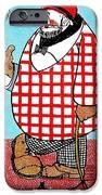 Cartoon 05 IPhone Case by Svetlana Sewell