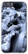 Cedar Falls In Winter IPhone Case by Dan Sproul