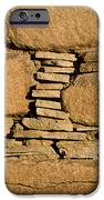 Chaco Bricks IPhone Case by Steven Ralser