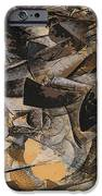 Charge Lancers IPhone Case by Umberto Boccioni