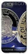 Charlotte Police Memorial IPhone Case by Gary Yost