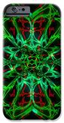 Charlotte's New Freakin' Awesome Neon Web IPhone Case by Elizabeth McTaggart