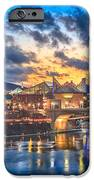 Chattanooga Evening After The Storm IPhone Case by Steven Llorca