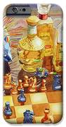 Chess And Tequila IPhone Case by Mary Helmreich