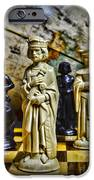 Chess - The Sacrifice IPhone Case by Paul Ward
