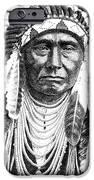 Chief-joseph IPhone Case by Gordon Punt