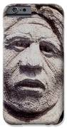 Chief-santana IPhone Case by Gordon Punt