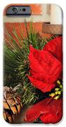 Christmas Decor Close IPhone Case by Kenneth Sponsler