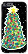 Christmas Tree Polkadots IPhone 6s Case by Genevieve Esson