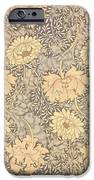 Chrysanthemum IPhone Case by William Morris