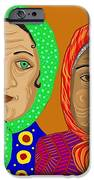 Church Ladies IPhone Case by Sarah Loft