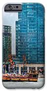 City - Baltimore Md - Harbor East  IPhone Case by Mike Savad