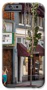 City - Roanoke Va - Down One Fine Street  IPhone Case by Mike Savad