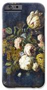 Classical Bouquet - S0104t IPhone Case by Variance Collections