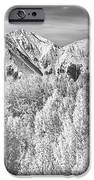 Colorado Rocky Mountain Autumn Beauty Bw IPhone Case by James BO  Insogna