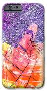 Colored Woman IPhone Case by Pierre Louis