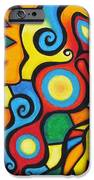 Colorful IPhone Case by Sven Fischer