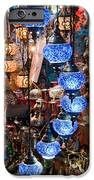Colorful Traditional Turkish Lights  IPhone Case by Leyla Ismet
