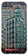 Columbus Tower In San Francisco IPhone Case by RicardMN Photography