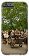Coming Through IPhone Case by Liz  Alderdice