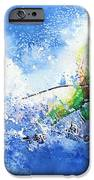 Competitive Edge IPhone Case by Hanne Lore Koehler
