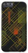 Composition 15 IPhone Case by Terry Reynoldson