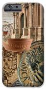 Composition For Poster Xiv Jornadas De Estudios Calagurritanos IPhone Case by RicardMN Photography